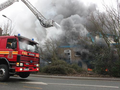 Images from Essex County Fire and Rescue Service