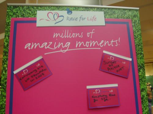 Hampshire Southampton Race For Life Launch
