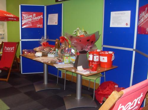 intel charity have a heart