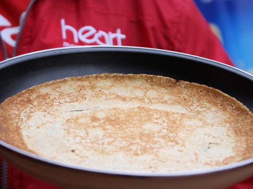 Reading Charity Pancake Race