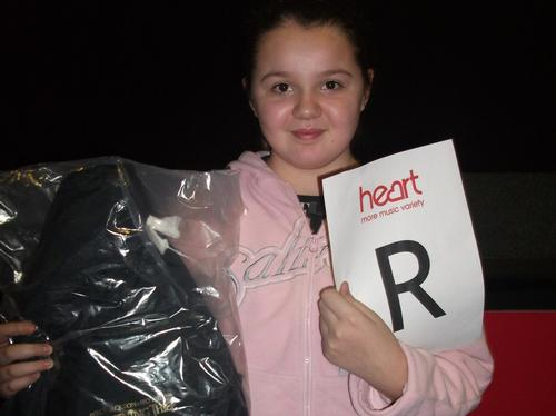 The Heart Film Fun Day at Cineworld in Chester.