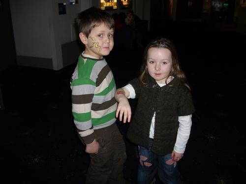 The Heart Film Fun Day at the Odeon in Bromborough