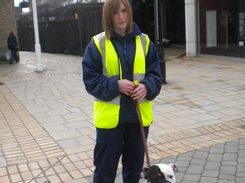 RSPCA's 'Adopt Me' Jackets - Heart Colchester