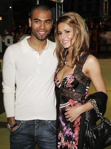 Ashley & Cheryl Cole