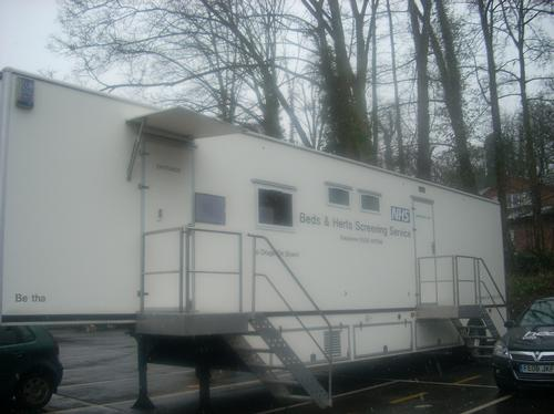 Breast Screening Unit