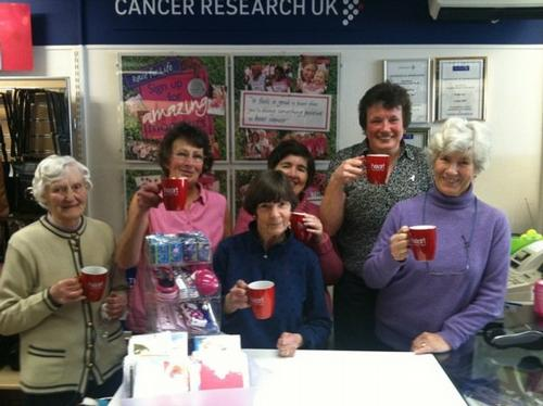Cancer Research Kingsbridge - Mug Makeover
