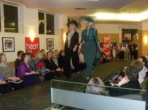 Cavendish House Fashion Show