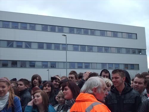 Fabio Capello Opens Suffolk New College