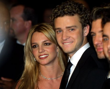 Justin Timberlake + Britney Spears
