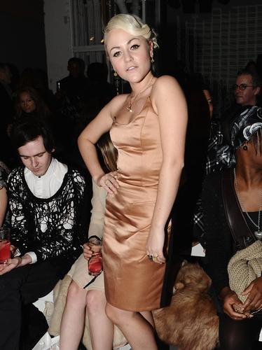 London Fashion Week - Front row 2010
