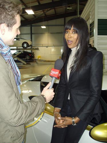 Naomi at Lotus