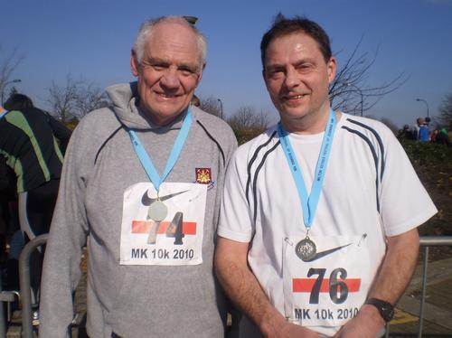 Milton Keynes Half Marathon, Sunday 7th February