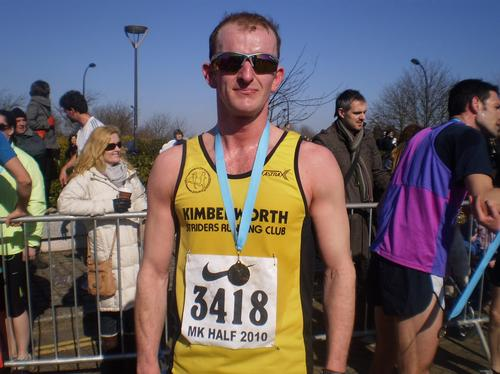 Milton Keynes Half Marathon, Sunday 7th February