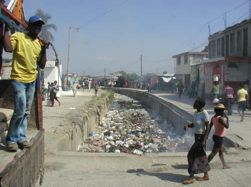 Haiti River
