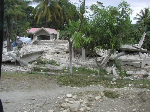 Haiti Damage