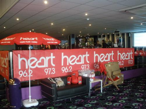 Have a Heart Bowling Night
