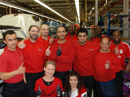These are the brilliant guys on the assembly line