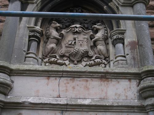 Cabot Tower Crest