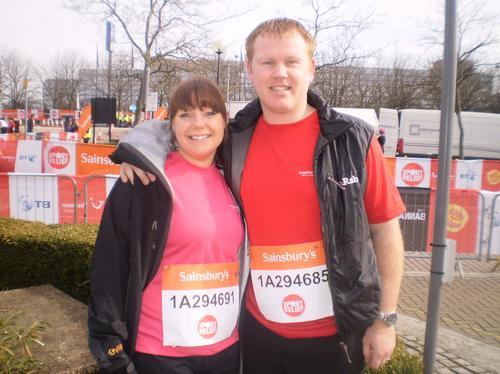 Charity Run in Milton Keynes