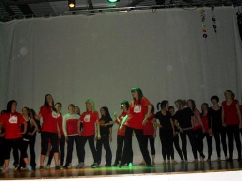 Have a Heart : John Bentley School Dance Group
