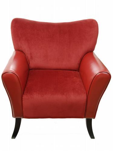 HomeSense leather chair