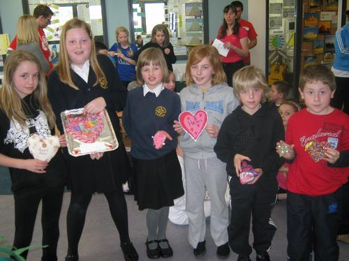 Oakwood Primary - Have a Heartplym