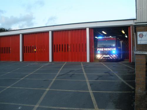 Barnstaple Fire Station