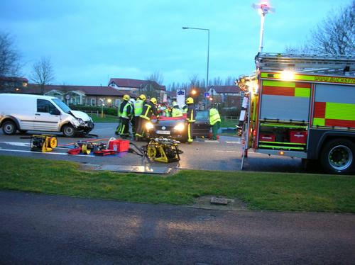 Collision in MK