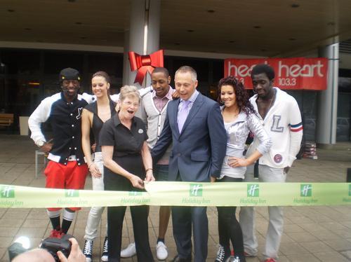 Holiday Inn Milton Keynes Relaunch with Portlan