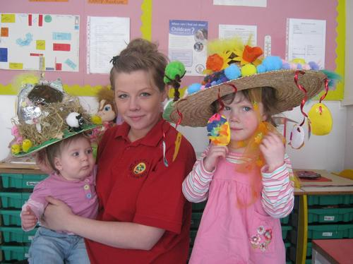 Pixieland Easter Bonnet Competiton