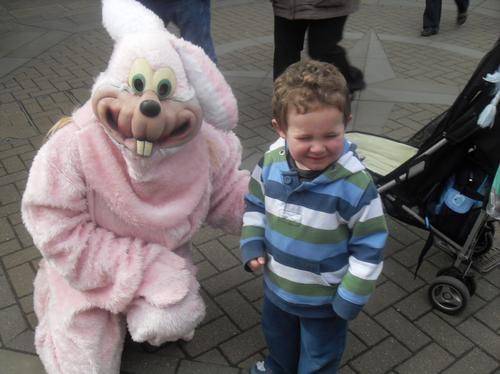 Borough Parade at Easter