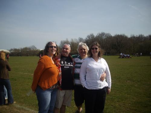 Charity Rugby Game for Help the Heros