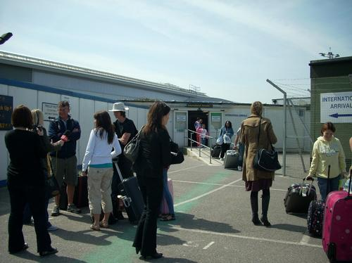Bournemouth Airport Reopens