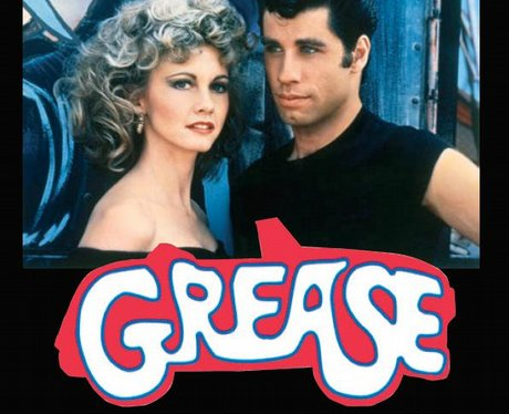 Grease Drive-in Poster