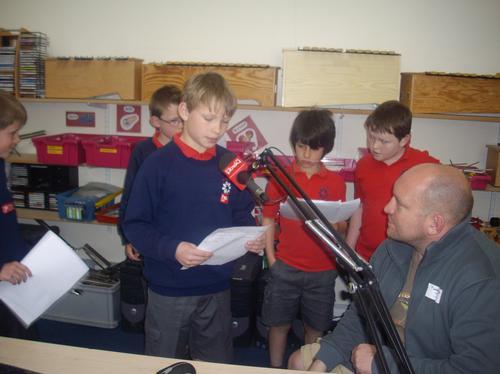 Great Schools Tour - St Bede Primary School