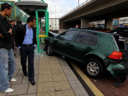 Birmingham Car Crash