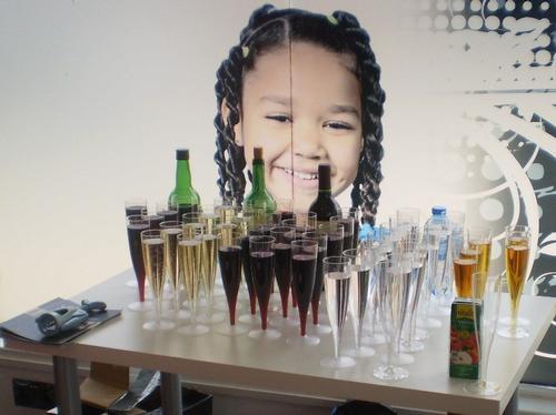 Crystal Image Hair Salon Launch