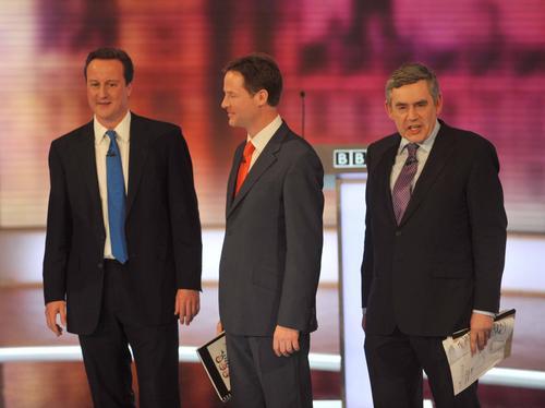 Leaders Debate Day
