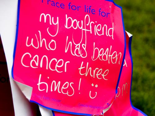 Race for Life Saturday PM