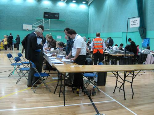Kent Election 2010 4
