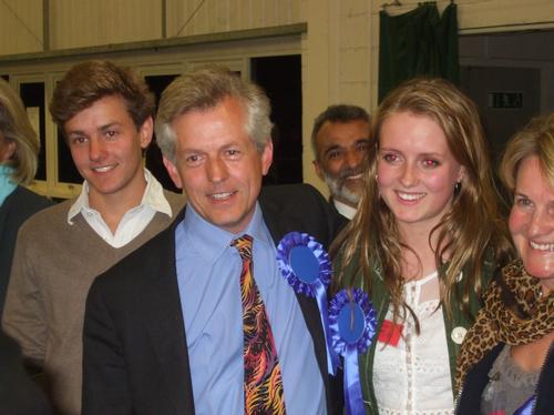 New Gloucester MP Richard Graham