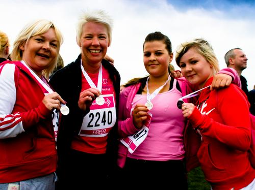Race for Life Sunday AM