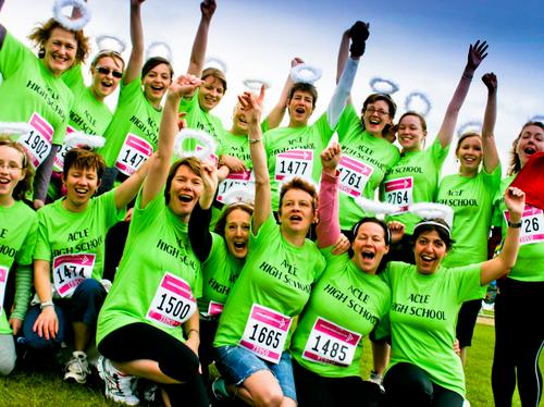 Race for Life Sunday AM