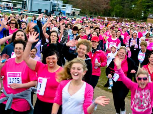 Race for Life Sunday PM