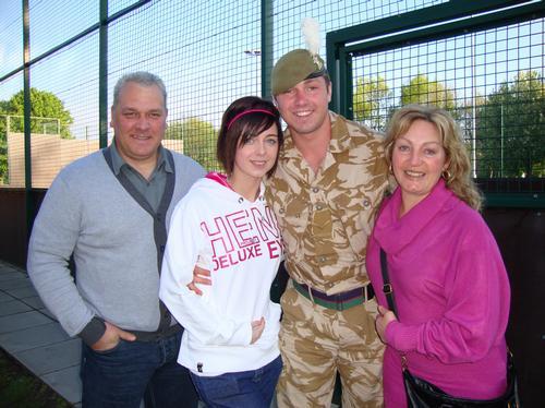 Royal Welsh Family