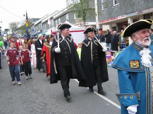Saltash May Fair