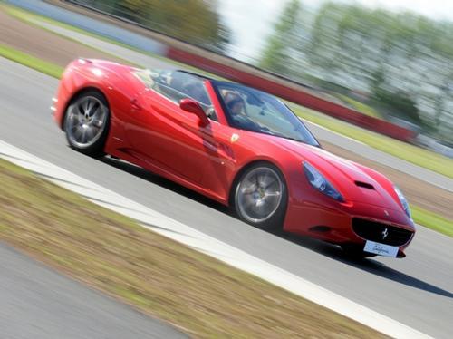 Starlight Ferrari