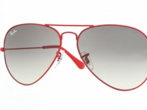 Ellis & Killpartrick red sunglasses