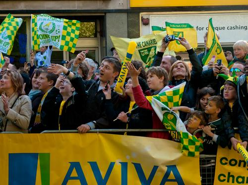 Canaries celebration