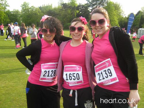 Race for Life - Cannon Hill Park